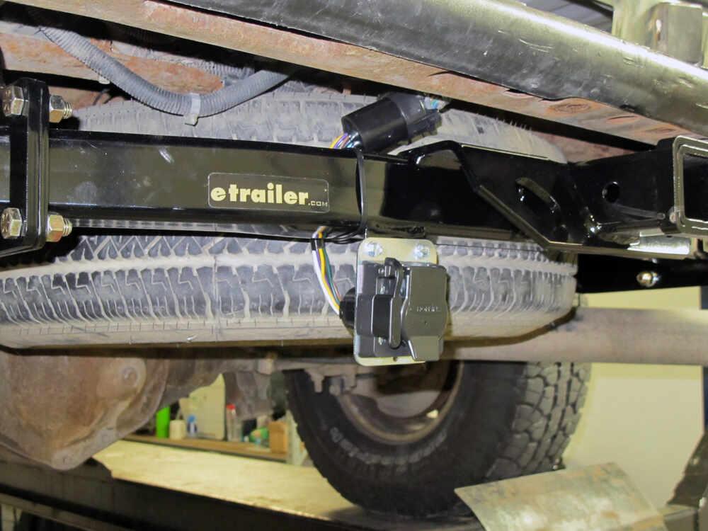 hummer h3 trailer wiring harness installation hummer h3