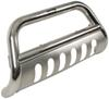 "Westin E-Series Bull Bar with Skid Plate - 3"" Tubing - Polished Stainless Steel Silver 31-5170"
