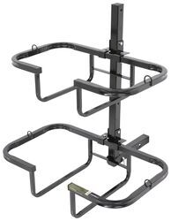"Viking Solutions Stack Rack II 2-Level Cargo Carrier for 2"" Hitches - Steel - 300 lbs - 310-VSR201"
