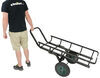 "Viking Solutions Tilt-N-Go II Hauler and Cargo Carrier for 2"" Hitches - Steel - 300 lbs 300 lbs 310-VTG002"