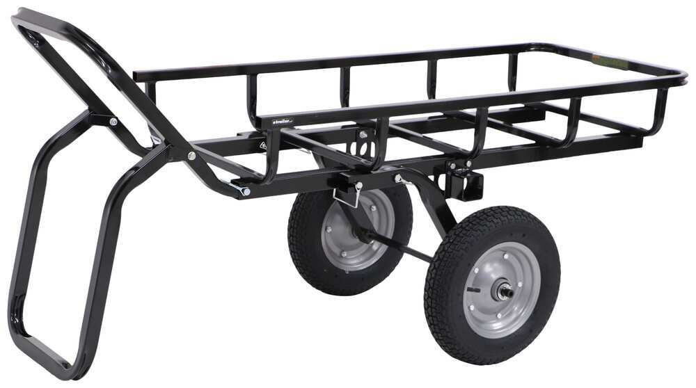 """Viking Solutions Tilt-N-Go II Hauler and Cargo Carrier for 2"""" Hitches - Steel - 300 lbs 300 lbs 310-VTG002"""