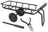 "Viking Solutions Tilt-N-Go II Hauler, ATV Trailer, and Cargo Carrier - 2"" Hitches - 300 lbs"