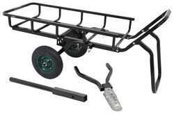 "Viking Solutions Tilt-N-Go II Hauler, ATV Trailer, and Cargo Carrier - 2"" Hitches - 300 lbs - 310-VTG401"