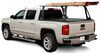 Pace Edwards UltraGroove Hard Tonneau Cover w EL200 Ladder Rack - Retractable - Matte Black Inside Bed Rails KRFA06A29-ELF0301