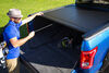 Pace Edwards JackRabbit Hard Tonneau Cover - Retractable - Aluminum Gloss Black 311-JRFA18A44