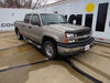 31108 - 9000 lbs Line Pull Curt Front Hitch on 2003 Chevrolet Silverado