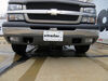 Curt 500 lbs Vert Load Front Hitch - 31108 on 2003 Chevrolet Silverado