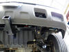 31108 - Front Mount Hitch Curt Front Hitch on 2003 Chevrolet Silverado