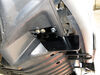 31180 - Front Mount Hitch Curt Front Hitch on 2001 Toyota Tundra