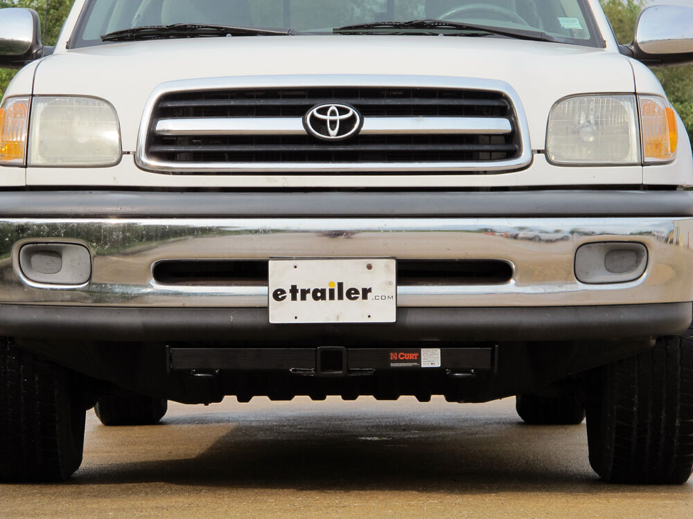 toyota sequoia curt front mount trailer hitch