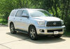 Curt Front Mount Hitch Front Hitch - 31198 on 2014 Toyota Sequoia