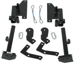 Roadmaster XL Base Plate Kit - Removable Arms