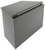 RC Manufacturing Black Trailer Toolbox - 313-TM362016M