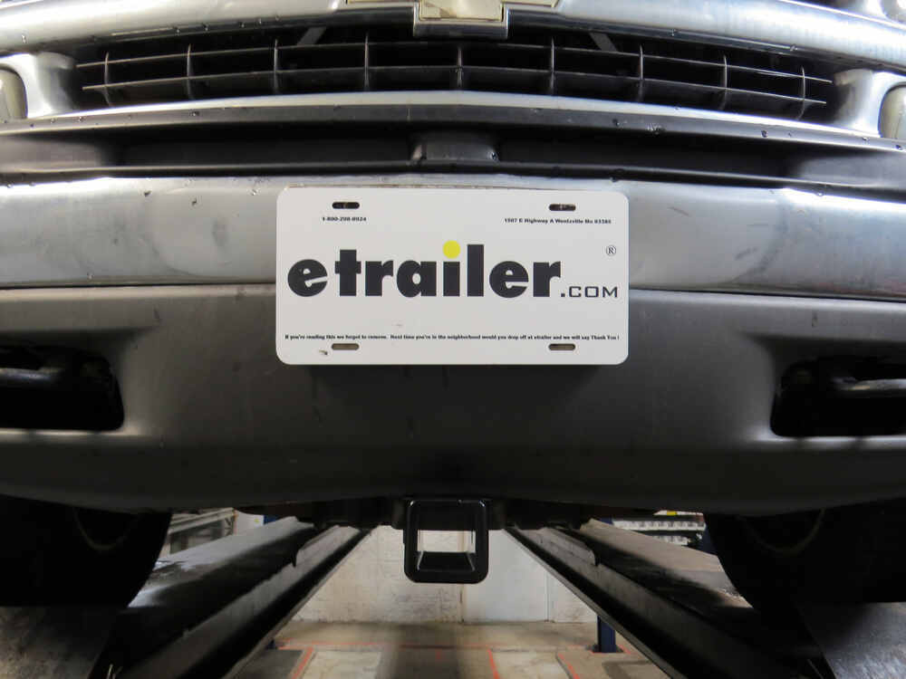 Custom Chevy Tahoe >> 2002 Chevrolet Avalanche Front Hitch - Curt