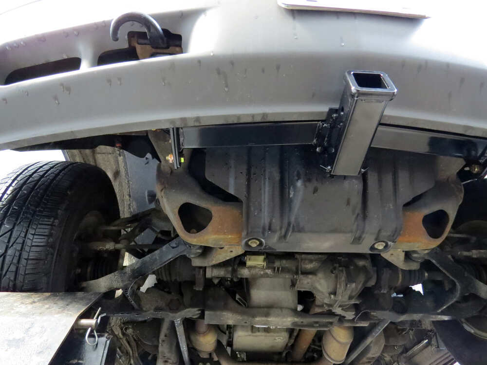 2002 Chevrolet Avalanche Front Hitch - Curt