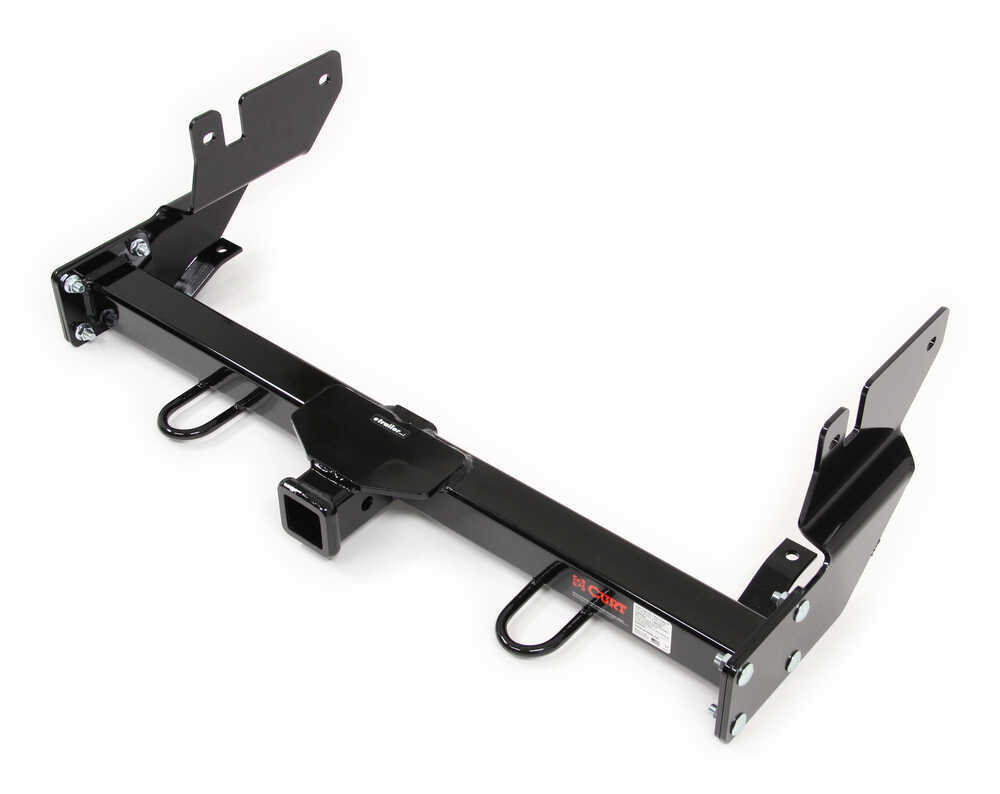 2014 Toyota Tacoma Curt Front Mount Trailer Hitch Receiver
