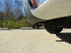 Curt 500 lbs Vert Load Front Hitch - 31322 on 2012 Chevrolet Silverado