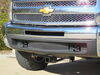 Front Hitch 31322 - Square Tube - Curt on 2012 Chevrolet Silverado