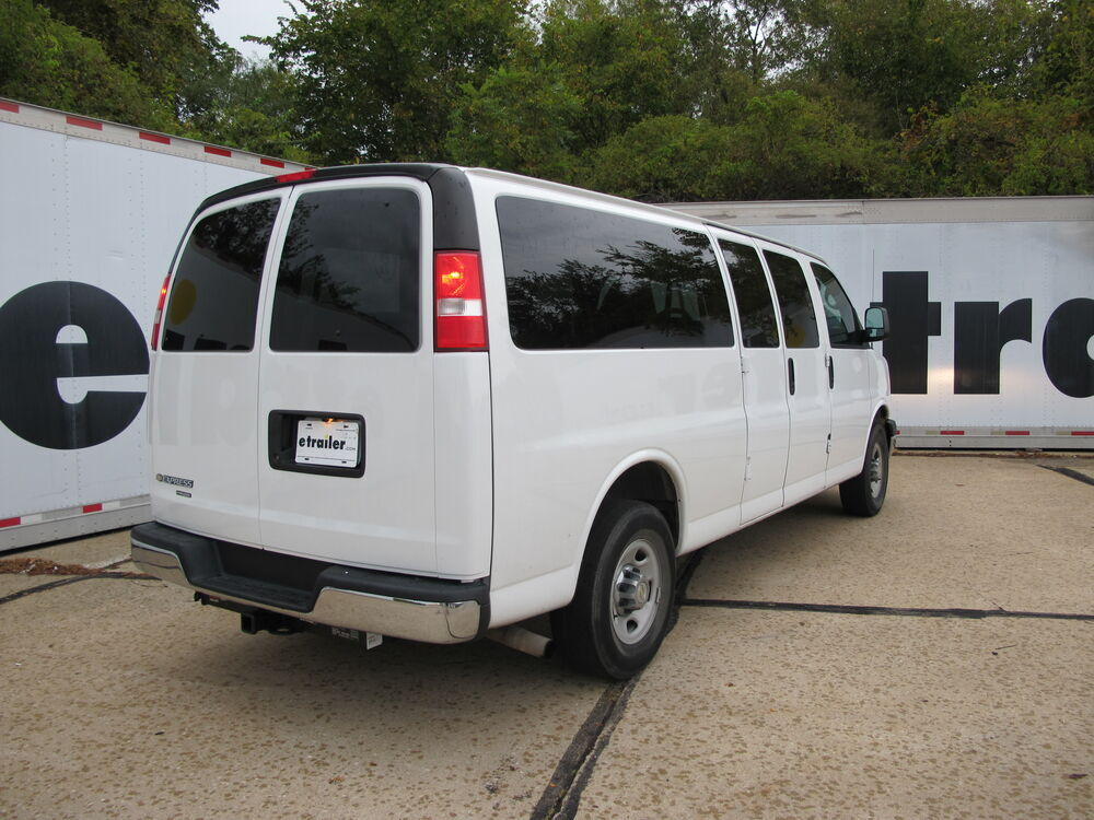 2014 Chevrolet Express Van Custom Fit Vehicle Wiring