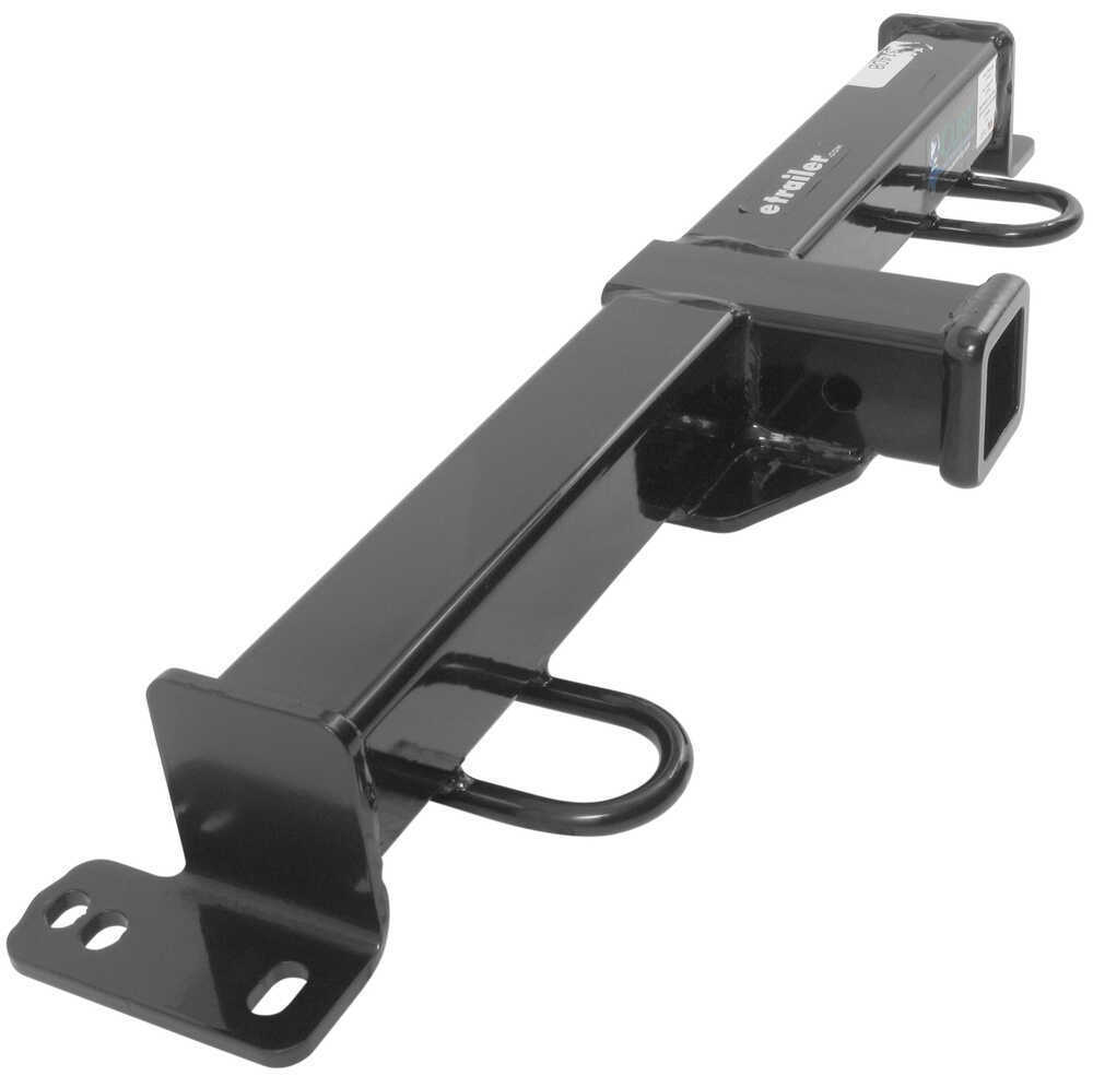 2004 Jeep Wrangler Curt Front Mount Trailer Hitch Receiver