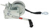 Trailer Winch 315-W2500D - Polyester Strap - Jif Marine