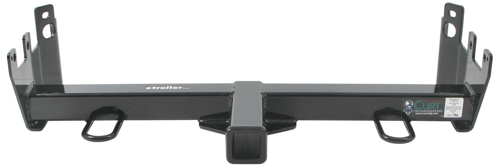 Curt Square Tube Front Hitch - 31604