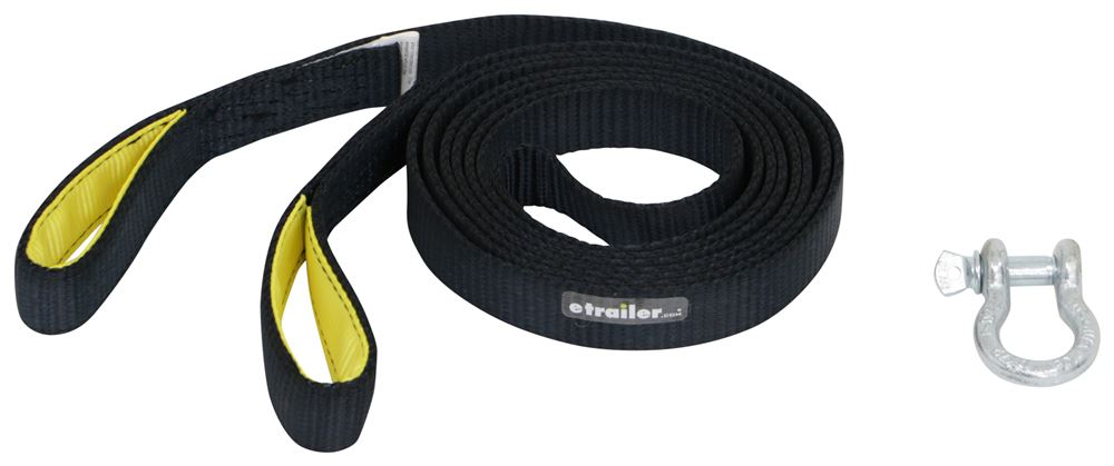 317-124500 - Light Duty ProGrip Recovery and Tow Straps