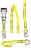 Car Tie Down Straps 317-18900 - 31+ Feet Long - ProGrip