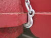 "ProGrip Ratchet Tie-Down Strap w Chain Leads and Grab Hooks - 27' x 2"" - 3,333 lbs 3333 lbs 317-310761"