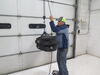 "ProGrip Hunter's Hoist with Pulley and Rope Lock - 20' Long x 3/8"" Diameter - 500 lbs Game Hoist 317-404780"