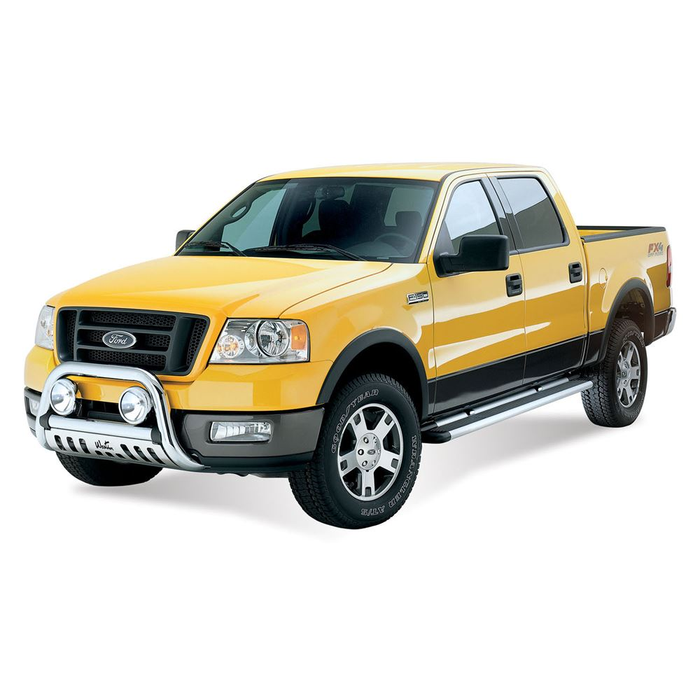 2013 ford f 150 westin ultimate bull bar with skid plate 3 tubing chrome plated stainless steel. Black Bedroom Furniture Sets. Home Design Ideas