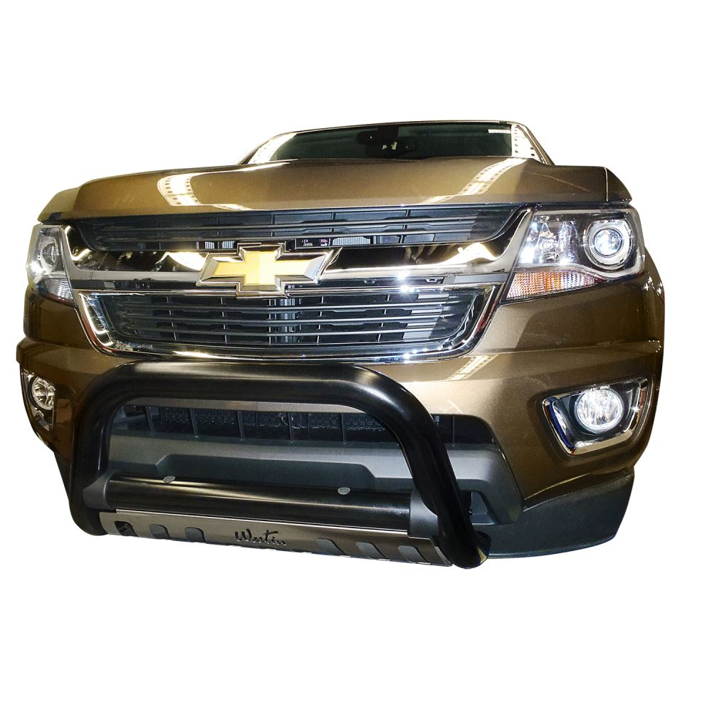 Toyota Traverse City >> 2016 Chevrolet Colorado Grille Guards - Westin