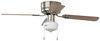 RV Ceiling Fans 324-000035 - Brushed Nickel - Way Interglobal