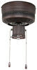 Way Interglobal Schoolhouse Style Light RV Ceiling Fans - 324-000036