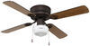 RV Ceiling Fans 324-000036 - No Wall Switch - Way Interglobal