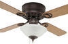 Way Interglobal Ceiling Fan w Light Kit - 324-000044