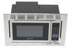 324-000106 - Stainless Steel Greystone Standard Microwave