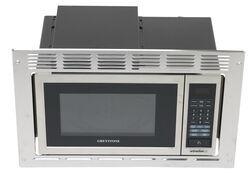 Rv Microwave With Trim Kit Bestmicrowave