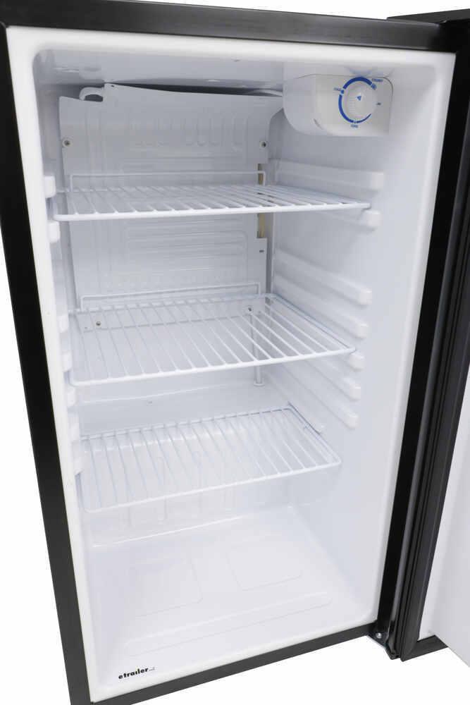 Everchill Refrigerator For Rvs Black 3 2 Cu Ft Everchill Rv Refrigerators 324 000111