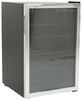 Everchill Wine Cooler - Stainless Steel - 46 Bottle Capacity - 4.6 Cu Ft 20-1/4W x 21D x 31-1/4T Inch 324-000113