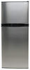 Everchill Refrigerator for RVs - Frost Free - Double Door - Stainless Steel - 10 Cu Ft - 12V Stainless Steel 324-000119
