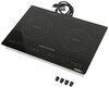 Greystone Induction Cooktop for RVs - Double Burner - 1800 Watt - 120V Double Burner 324-000127