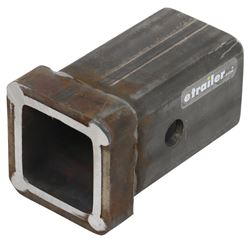 Gen-Y Weld-On <strong>Receiver</strong> Tube - 2&quot; - 5-1/2&quot; Long - Steel - 325-GH-002