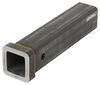 "Gen-Y Weld-On Receiver Tube - 2"" - 12"" Long - Steel Fits 2 Inch Hitch 325-GH-003"