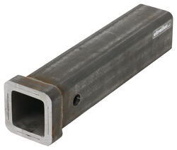 Gen-Y Weld-On <strong>Receiver</strong> Tube - 2&quot; - 12&quot; Long - Steel - 325-GH-003