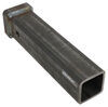 "Gen-Y Weld-On Receiver Tube - 2"" - 12"" Long - Steel Raw Finish 325-GH-003"