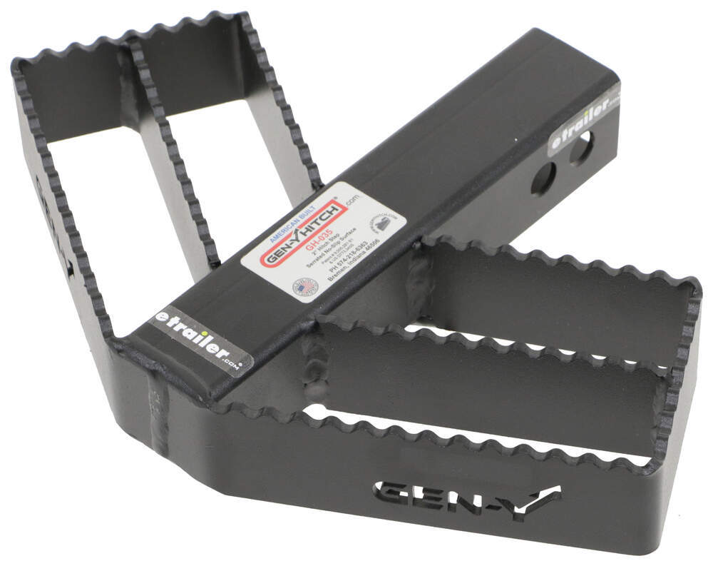 325-GH-035 - Standard Step Gen-Y Hitch Fixed Step