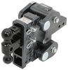 gen-y hitch ball mounts adjustable mount two balls torsion 2-ball w/ stacked receivers - 2 inch 5 drop/rise 16k