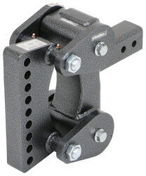 "Gen-Y Torsion Weight Distribution Shank - 2-1/2"" Hitches - 7"" Drop/Rise - 2,400 lbs TW - 325-GH-1302"