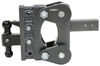 325-GH-1324 - Fits 2-1/2 Inch Hitch Gen-Y Hitch Adjustable Ball Mount
